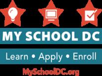 My School DC Logo